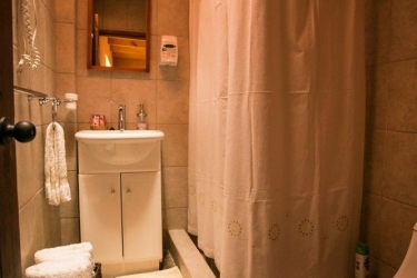 Apart Hotel Parina Atacama: Salle de Bains SAN PEDRO DE ATACAMA