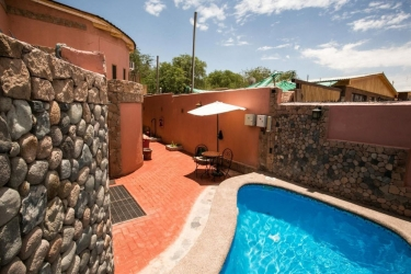 Apart Hotel Parina Atacama: Vue SAN PEDRO DE ATACAMA