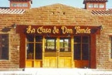 Casa Don Tomas: Entrée SAN PEDRO DE ATACAMA