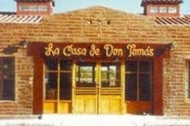 Casa Don Tomas: Extérieur SAN PEDRO DE ATACAMA