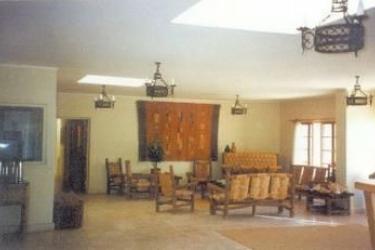 Casa Don Tomas: Lounge Bar SAN PEDRO DE ATACAMA