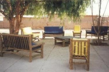 Casa Don Tomas: Restaurant Exterior SAN PEDRO DE ATACAMA