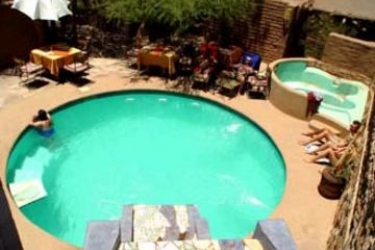 Hotel Kimal: Swimming Pool SAN PEDRO DE ATACAMA