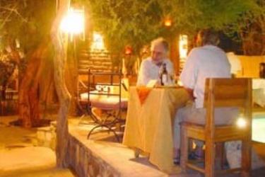 Hotel Kimal: Restaurant Exterior SAN PEDRO DE ATACAMA