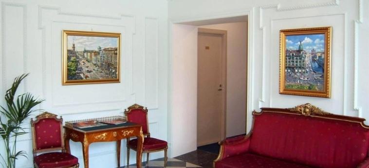 Nevsky Hotel Grand: Interior SAN PETERSBURGO