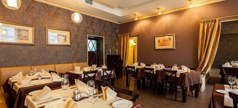 Nevsky Hotel Grand: Restaurante SAN PETERSBURGO