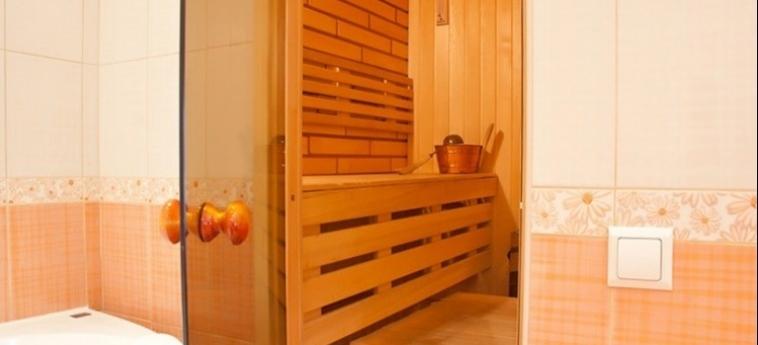 Nevsky Hotel Grand: Sauna SAN PETERSBURGO