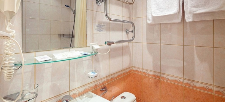 Nevsky Hotel Grand: Bagno SAN PIETROBURGO