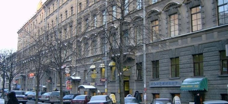 Nevsky Hotel Grand: Esterno SAN PIETROBURGO