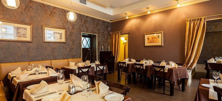 Nevsky Hotel Grand: Ristorante SAN PIETROBURGO