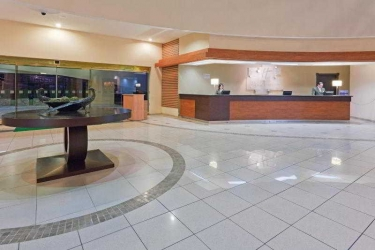 Hotel Holiday Inn San Salvador: Lobby SAN SALVADOR
