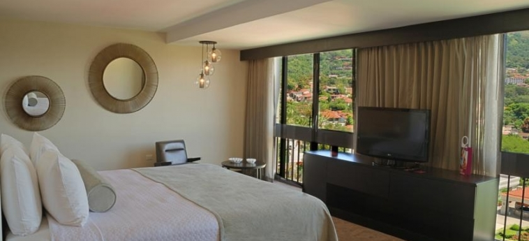 Hotel Crowne Plaza San Salvador: Camera Matrimoniale/Doppia SAN SALVADOR