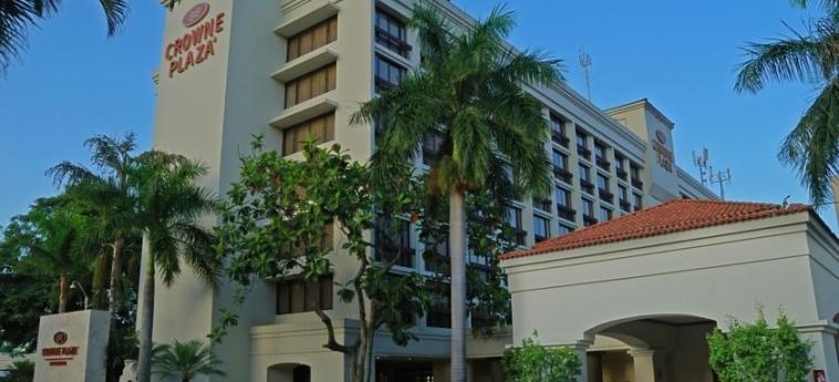 Hotel Crowne Plaza San Salvador: Esterno SAN SALVADOR