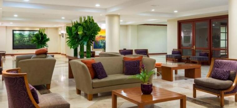 Hotel Crowne Plaza San Salvador: Hall SAN SALVADOR