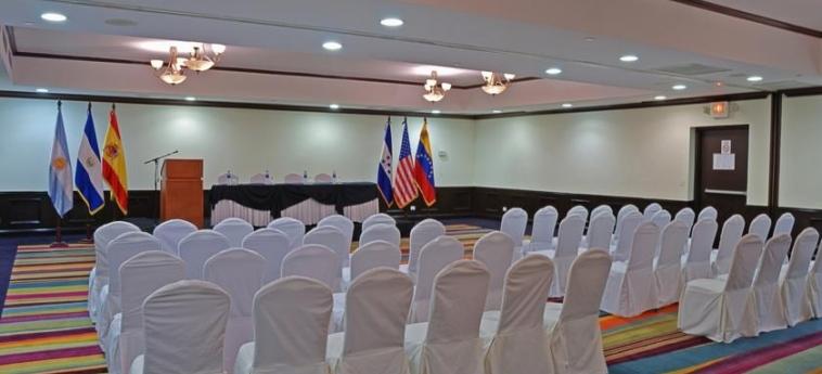 Hotel Crowne Plaza San Salvador: Sala Conferenze SAN SALVADOR