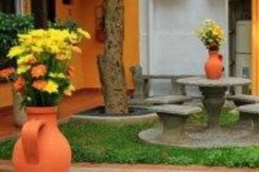 Hotel Arbol De Fuego: Außen SAN SALVADOR
