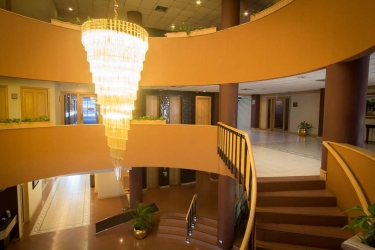 Hotel Terraza: Außen SAN SALVADOR