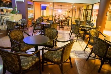 Hotel Terraza: Bar SAN SALVADOR