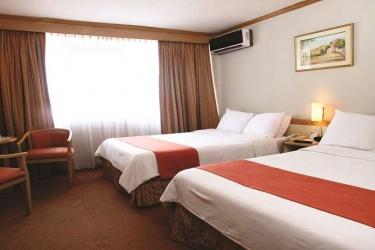 Hotel Terraza: Gastzimmer Blick SAN SALVADOR