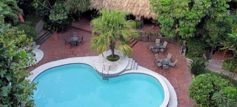 Novo Apart Hotel: Exterior SAN SALVADOR