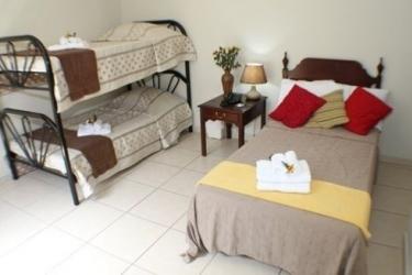 Hotel Andoria: Panoramarestaurant SAN SALVADOR
