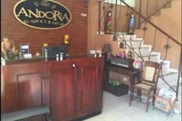 Hotel Andoria: Solarium SAN SALVADOR