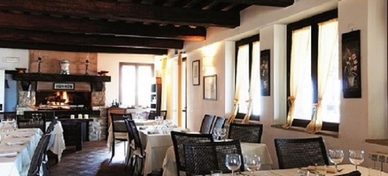 Hotel Il Posto Delle More: Ristorante SAN VENANZO - TERNI