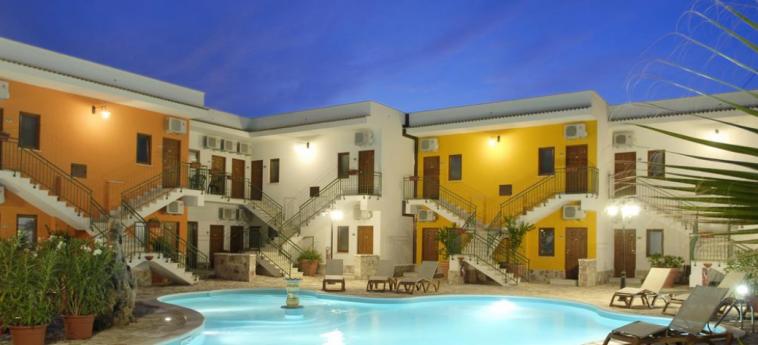 Hotel Ciuri Di Badia: Außen SAN VITO LO CAPO - TRAPANI