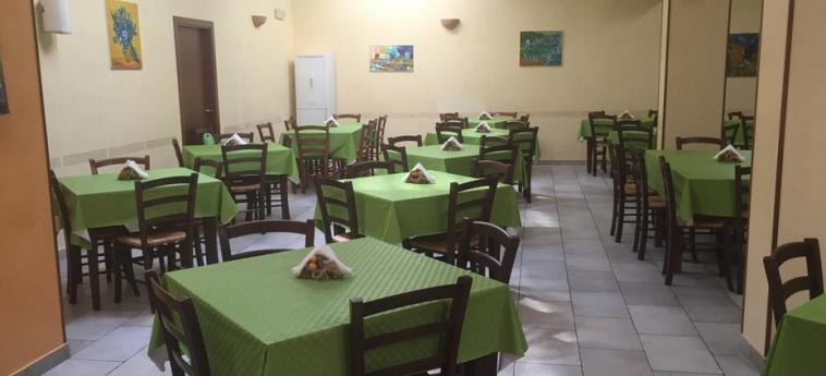 Hotel Ciuri Di Badia: Innen SAN VITO LO CAPO - TRAPANI