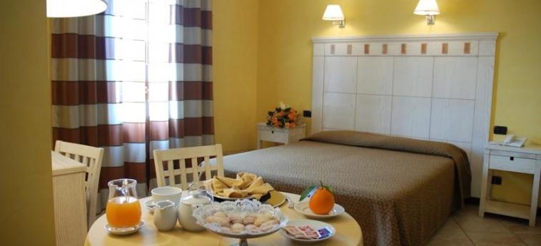 Villa Zina Park Hotel: Chambre Double SAN VITO LO CAPO - TRAPANI