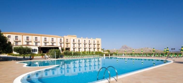 Villa Zina Park Hotel: Exterieur SAN VITO LO CAPO - TRAPANI
