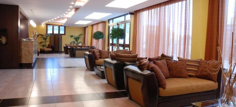 Villa Zina Park Hotel: Lobby SAN VITO LO CAPO - TRAPANI