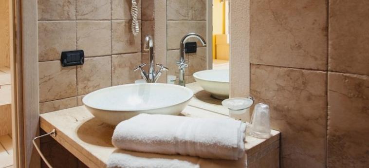 Villa Zina Park Hotel: Salle de Bains SAN VITO LO CAPO - TRAPANI