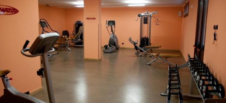 Villa Zina Park Hotel: Salle de Gym SAN VITO LO CAPO - TRAPANI
