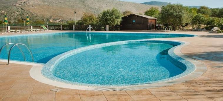 Villa Zina Park Hotel: Swimming Pool SAN VITO LO CAPO - TRAPANI