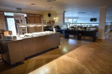 Hotel Holiday Inn Derby Nottingham M1 Jct25: À manger Sandiacre