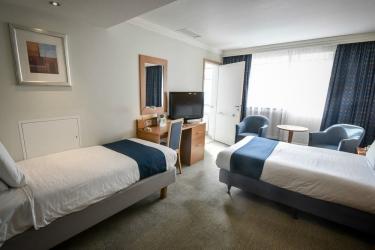 Hotel Holiday Inn Derby Nottingham M1 Jct25: Chanbre Sandiacre