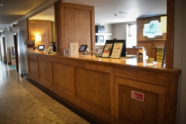 Hotel Holiday Inn Derby Nottingham M1 Jct25: Intérieur de l'hôtel Sandiacre