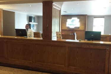 Hotel Holiday Inn Derby Nottingham M1 Jct25: Lobby Sandiacre
