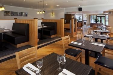 Hotel Holiday Inn Derby Nottingham M1 Jct25: Restaurant Sandiacre