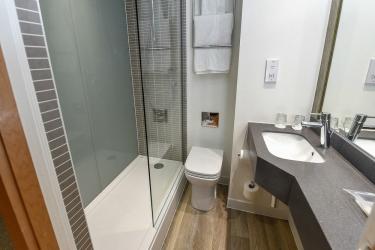 Hotel Holiday Inn Derby Nottingham M1 Jct25: Salle de Bains Sandiacre