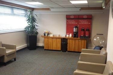 Hotel Holiday Inn Derby Nottingham M1 Jct25: Salle meeting Sandiacre