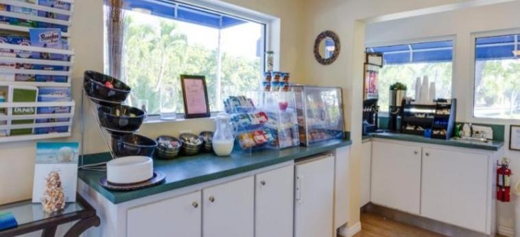 Hotel Sunset Beach Inn: Lobby SANIBEL - CAPTIVA ISLAND (FL)