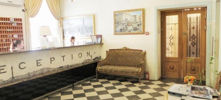 Nevsky Hotel Grand: Empfang SANKT PETERSBURG