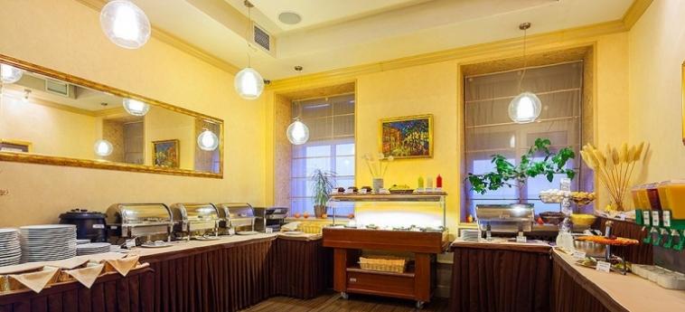 Nevsky Hotel Grand: Frühstücksraum SANKT PETERSBURG