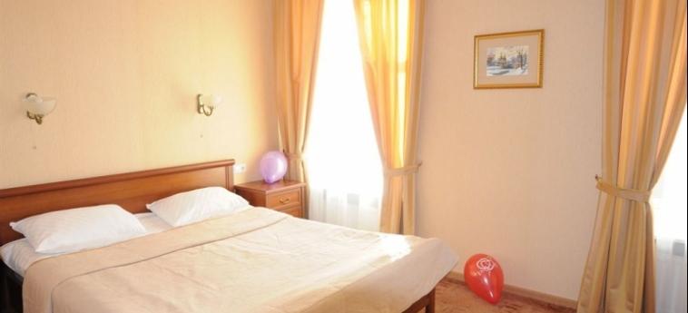 Nevsky Hotel Grand: Schlafzimmer SANKT PETERSBURG