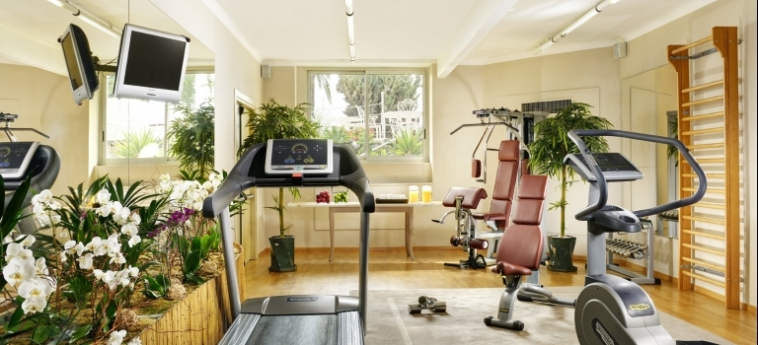 Hotel Royal: Salle de Gym SANREMO - IMPERIA