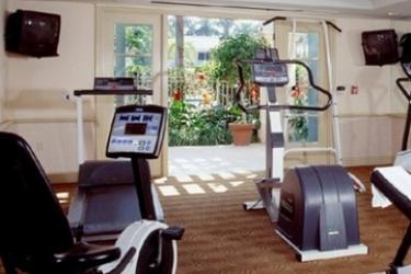 Hotel Harbor View Inn-Santa Barbara: Fitnesscenter SANTA BARBARA (CA)