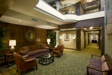 Hotel Harbor View Inn-Santa Barbara: Lobby SANTA BARBARA (CA)