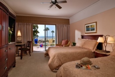 Hotel Harbor View Inn-Santa Barbara: Schlafzimmer SANTA BARBARA (CA)